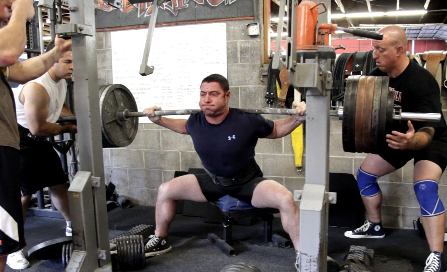 To Box Squat or Not? Part 1 - The Pros - BONVEC STRENGTH